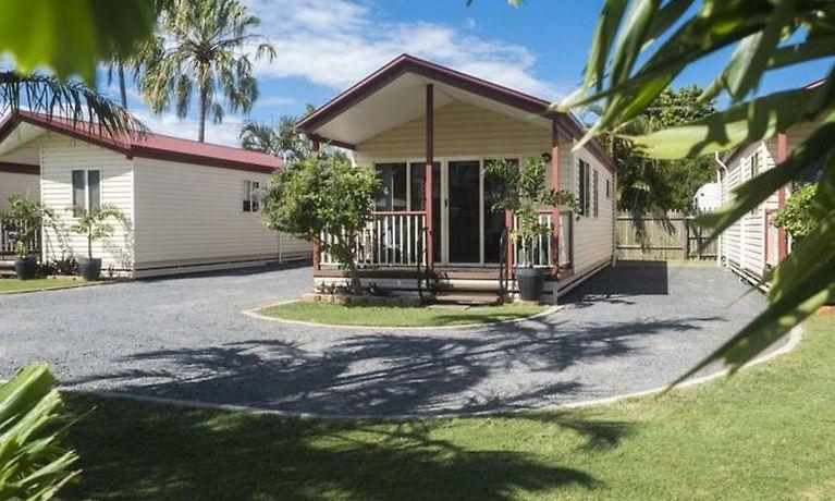 Palms Caravan Park Torquay, QLD
